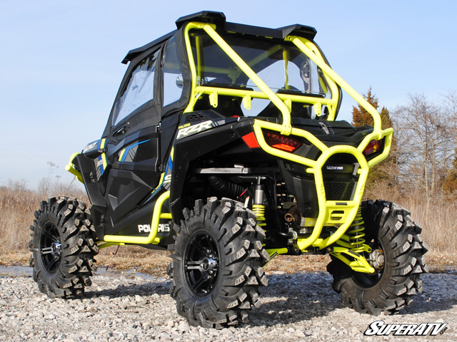 Super Atv High Clearance Rear A Arms For Rzr S 900