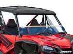 Super ATV Half Windshield for Honda Talon 1000