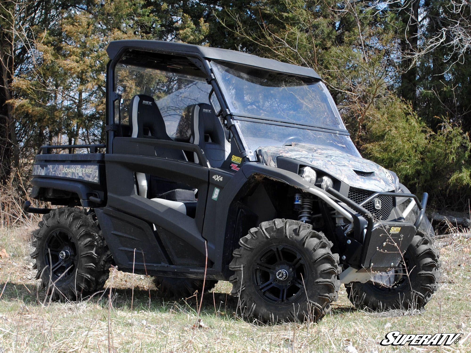John Deere Gators >> Super Atv 2 Inch Lift Kit For John Deere Gator Rsx