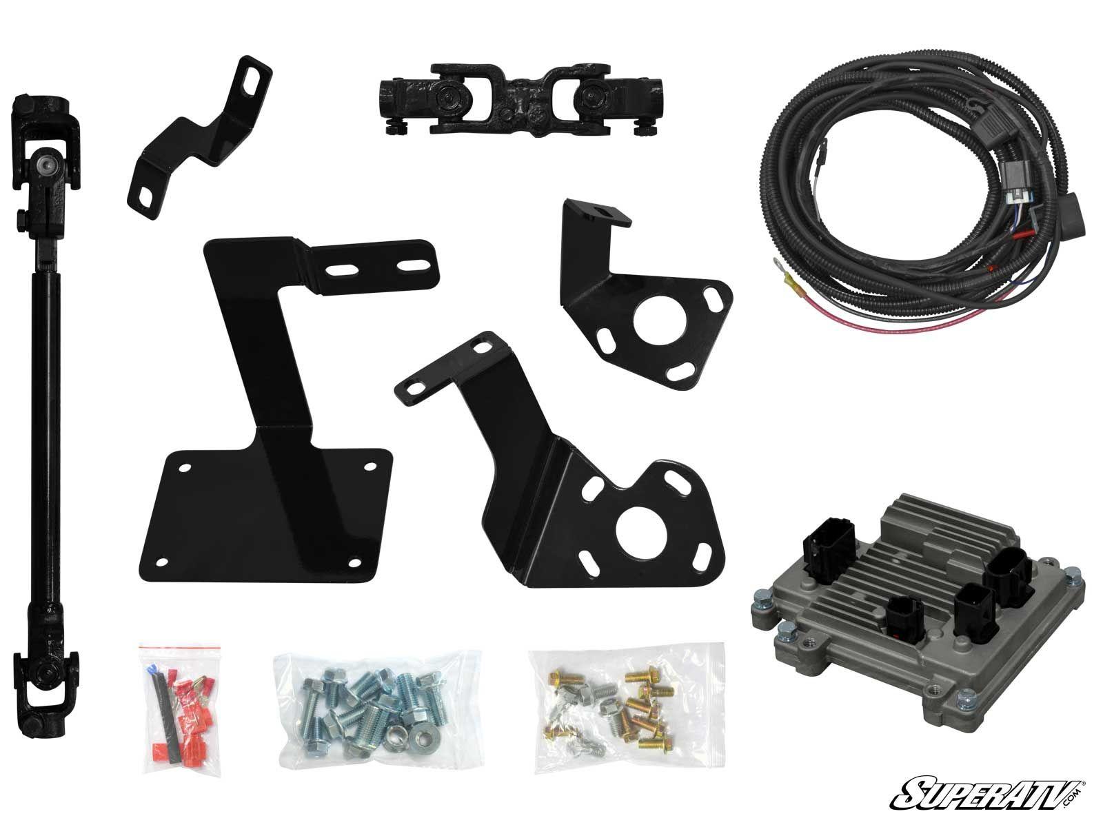 Super ATV Power Steering Kit for Kawasaki Mule Pro Models