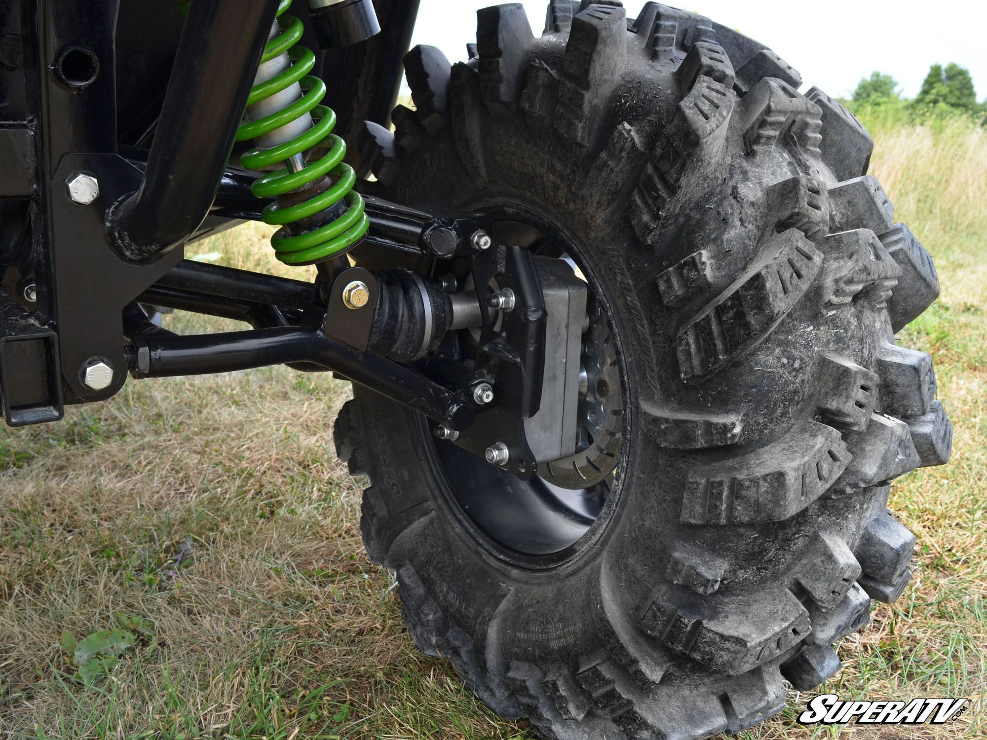 Super Atv 4 Inch Portal Gear Lift For Kawasaki Teryx