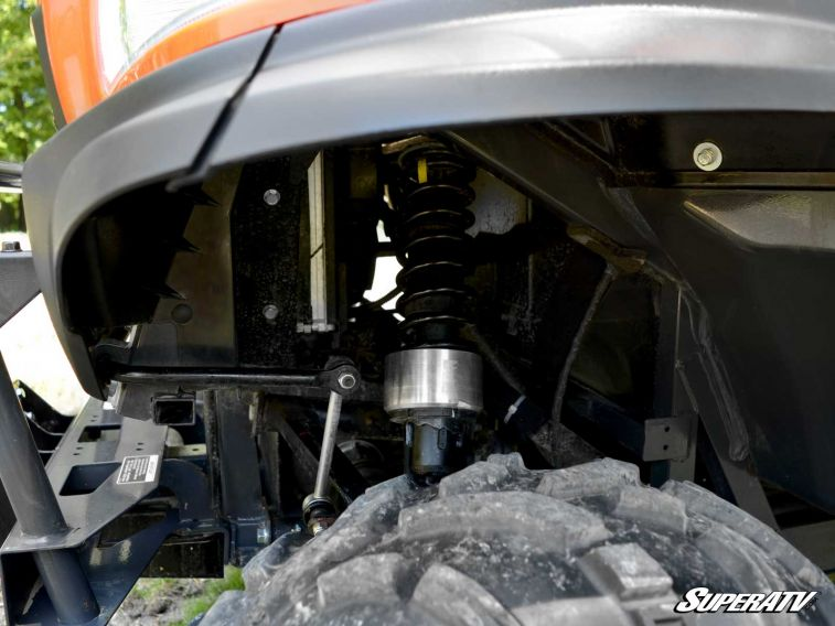 kubota rtv lift kit x900 inch atv super