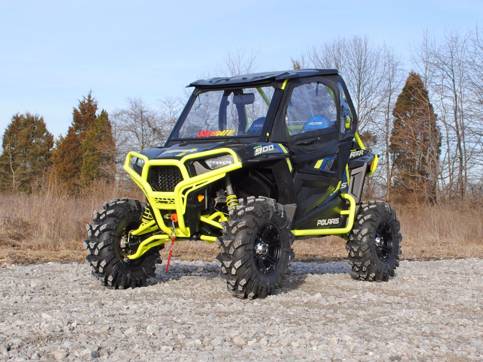3 Inch Lift Kit >> 3 Inch Lift Kit For Rzr S 900 By Super Atv