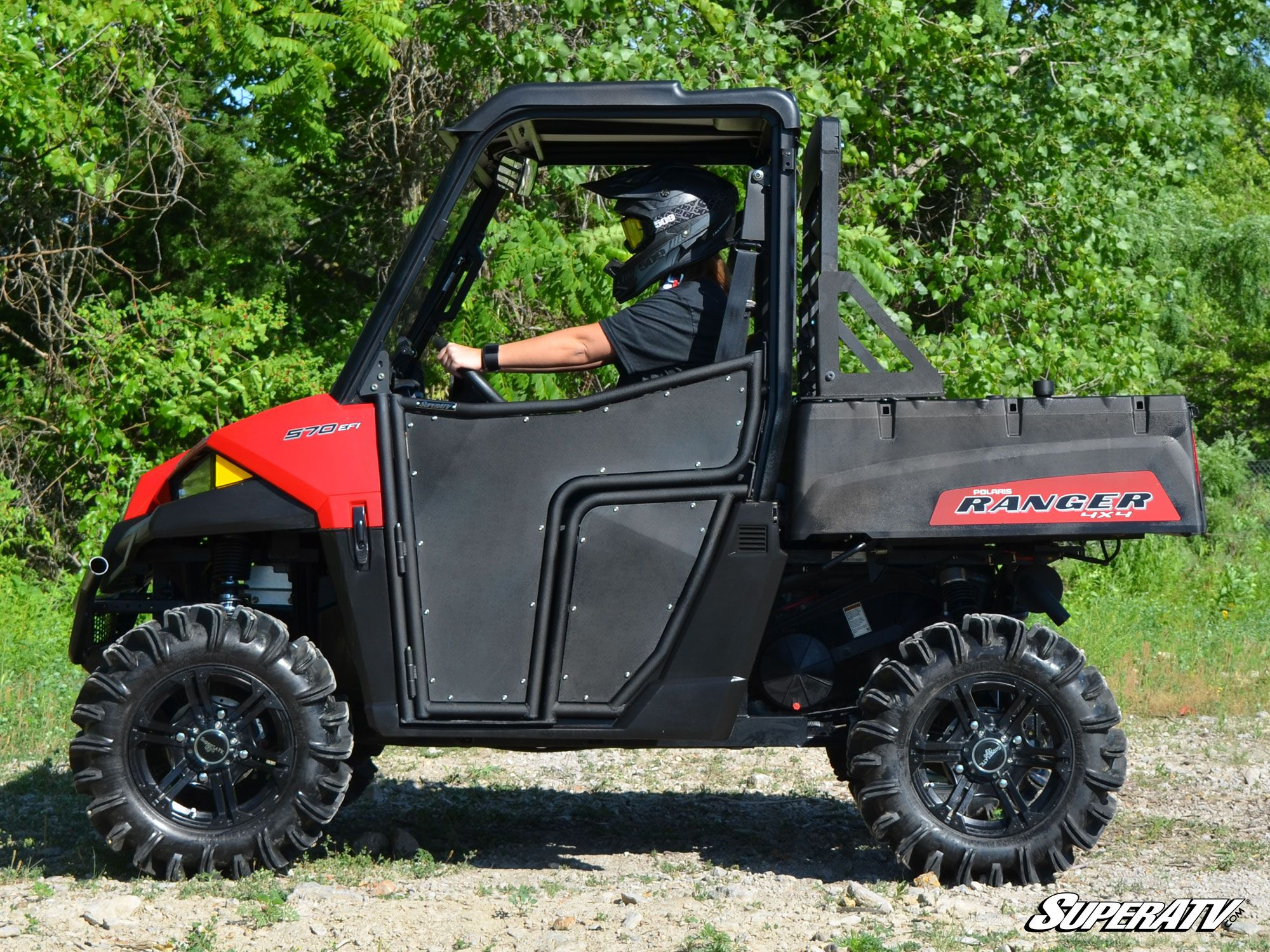 Polaris Ranger 570 Price >> Super ATV Ranger 570 Midsize Doors