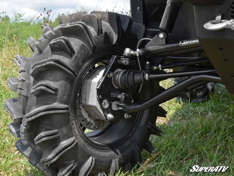 Super ATV 6 inch Portal Gear Lift for Polaris Ranger 570 ...