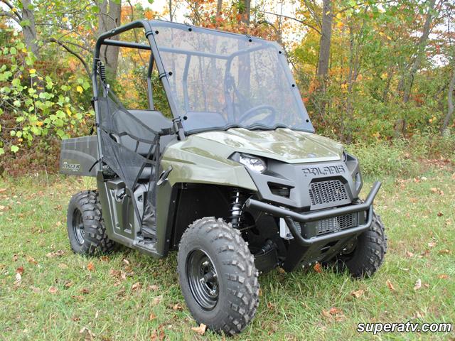 Polaris Ranger 570 Price >> Full Windshield for the Polaris Ranger Midsize by Super ATV