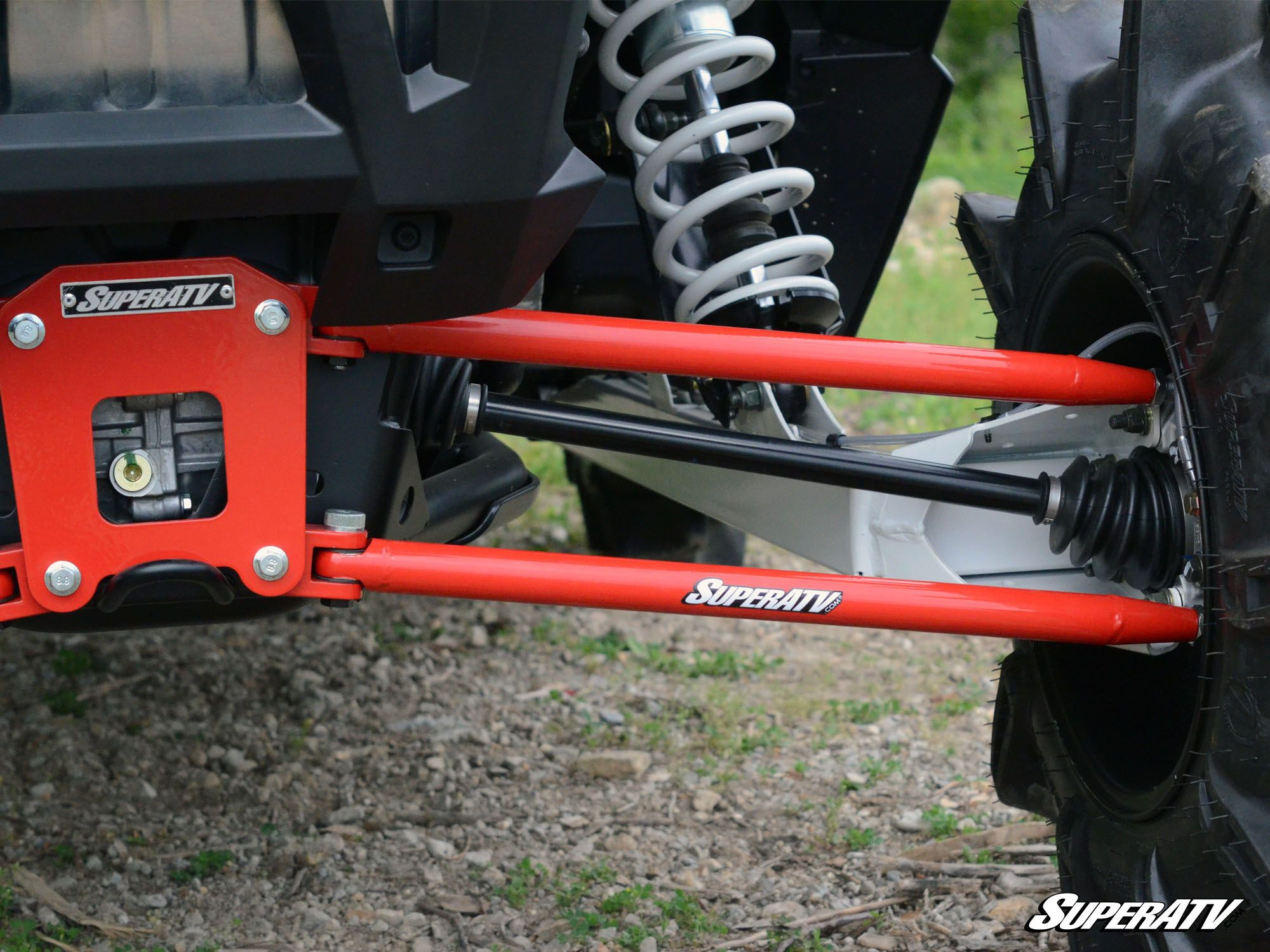 Polaris Rzr 1000 Turbo >> Super ATV Rear Suspension Links for RZR 1000