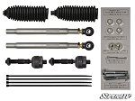 Super ATV Heavy Duty Tie Rods for Polaris RZR S & RZR 4 800