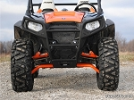 Super ATV High Clearance Forward Off-Set A-Arms for the Polaris RZR