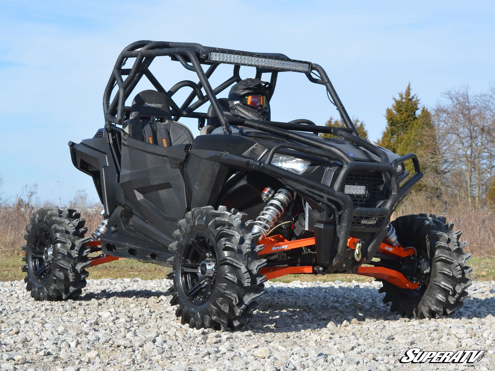 3 inch long travel kit for polaris rzr s 900 rzr s 1000 by super atv. Black Bedroom Furniture Sets. Home Design Ideas