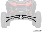 Super ATV High Clearance Boxed Radius Arms for Polaris RZR XP Turbo S
