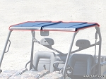 Super ATV Plastic Roof for Polaris Ranger Midsize