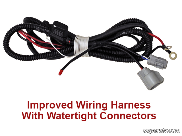 super atv power steering kit for polaris rzr 900 rzr s 900 rzr s 1000  polaris power steering wiring harness #4