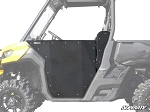 Super ATV Aluminum Doors for Can-Am Defender