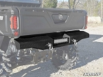 Super ATV Diamond Plate Rear Bumper for Can-Am Defender