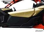 Super ATV Lower Door Inserts for Can-Am Maverick X3