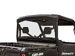 Super ATV Rear Windshield for Can-Am Defender
