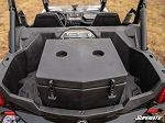 Super ATV Rear Insulated Cooler / Cargo Box for Can-Am Maverick Trail & Maverick Sport