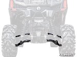 Super ATV High Clearance 1.5 inch Offset Rear A-Arms for Can-Am Maverick Trail