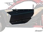 Super ATV Aluminum Doors for Can-Am Maverick X3