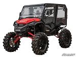 Super ATV Full Cab Enclosure Doors for Honda Pioneer 1000-5 Models