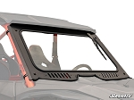 Super ATV Vented Full Glass Windshield for Honda Talon 1000 Models