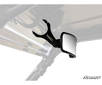 Super ATV 17 inch Curved Rear View Mirror for Arctic Cat / Textron Models