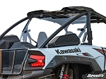 Super ATV Rear Windshield for Kawasaki Teryx KRX 1000