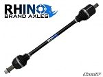 Super ATV Rhino Brand Long Travel Axles for Polaris Ranger XP 1000