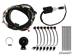 Super ATV Plug & Play Turn Signal Kit for Polaris RZR XP 1000