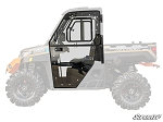 Super ATV Convertible Cab Doors for Polaris Ranger XP 1000