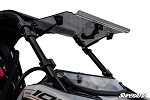 Super ATV Scratch Resistant Flip Windshield for Polaris RZR RS1