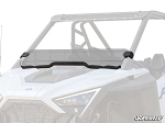 Super ATV Half Windshield for Polaris RZR PRO XP