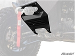 Super ATV Winch Mounting Plate for Polaris RZR PRO XP