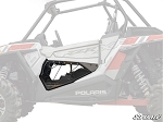 Super ATV Clear Lower Doors for Polaris RZR 1000 / XP Turbo / XP Turbo S / RZR 900