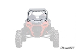 Super ATV Full Windshield for Polaris RZR XP Turbo S
