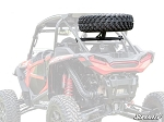 Super ATV Spare Tire Carrier for Polaris RZR XP Turbo S