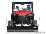 Super ATV Honda Pioneer 1000 Heavy Duty Plow Pro Snow Plow (Complete Kit)
