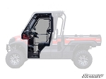 Super ATV Cab Enclosure Doors for Kawasaki Mule FX / FXT (2 Door Models)