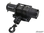 Super ATV 6000 lb. Synthetic Rope Winch / With Wireless Remote