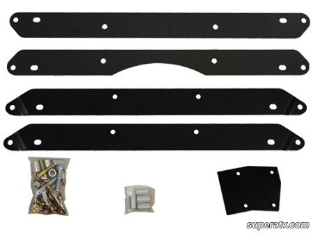 2 Inch Lift Kit for the Yamaha Viking by Super ATV