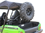 Dragonfire ReadyForce Spare Tire Carrier for Kawasaki Teryx