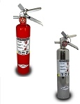DragonFire ABC 2.5 Lb. Fire Extinguishers