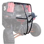 Tusk Rear Bumper with Cargo Rack and Spare Tire Carrier for Polaris RZR 1000 Models