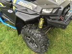 EMP Fender Flares for Polaris RZR S 900 & RZR S 1000