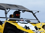 Super ATV Scratch Resistant Flip Windshield for Yamaha YXZ 1000R