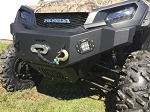 EMP Honda Pioneer 1000 Front Bumper with Winch Mount