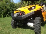 EMP Front Bumper with Winch Mount for Kawasaki Teryx