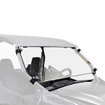 Kolpin Arctic Cat Wildcat Trail Scratch Resistant Full Windshield