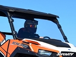 Super ATV Scratch Resistant Full Windshield for Polaris General